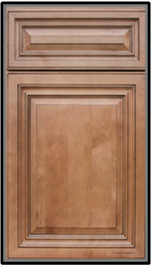 Honey Spice Cabinetry